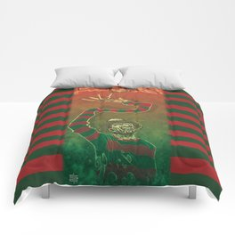 One, Two, Freddy's Coming For You Comforters