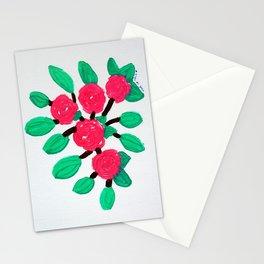 Roses IV Stationery Cards
