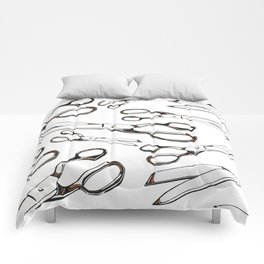 Cut to the Chase Comforters