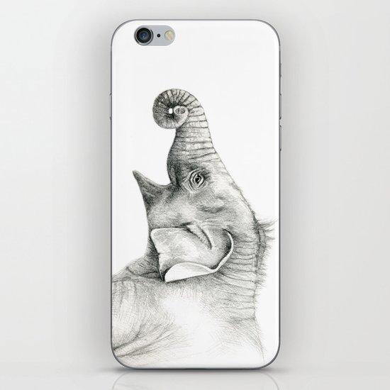 Baby Elephant G005 iPhone & iPod Skin