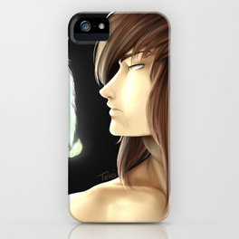 For this love there is no happy ending iPhone Case