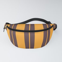 Retro Vintage Striped Pattern Fanny Pack