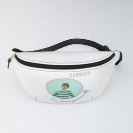 BTS Love Yourself Wonder Design - Jimin Fanny Pack