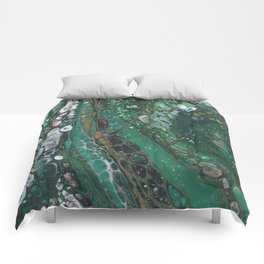 Forest Path Comforters