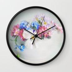 simply spring N°4 Wall Clock