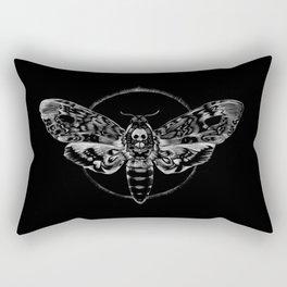 Death's-head Hawkmoth Rectangular Pillow