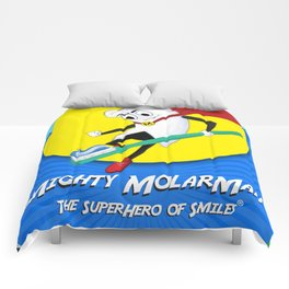 Mighty MolarMan Comforters
