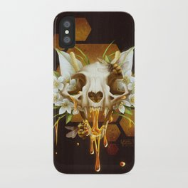 Milk and Honey iPhone Case