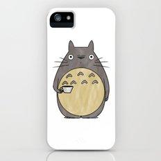 Totoro Coffee Phone Case Slim Case iPhone (5, 5s)