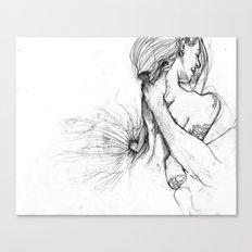 Tense  Canvas Print