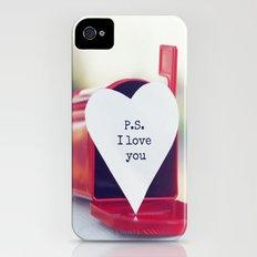 P.S. I love you Slim Case iPhone (4, 4s)