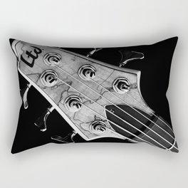 Engine of the Band Rectangular Pillow