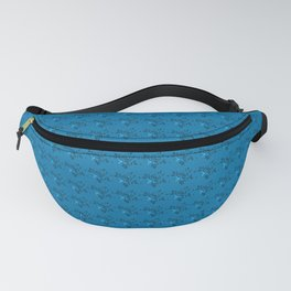 Tiny Rose's-Navy Fanny Pack