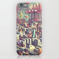 Pier Tetris iPhone 6s Slim Case