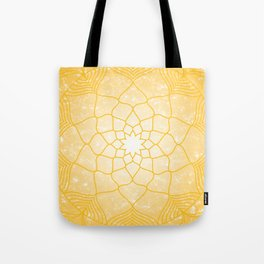 The Solar Plexus Chakra Tote Bag