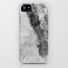 The hidden waterfall iPhone Case