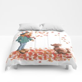 Just a two of us (autumn) Comforters