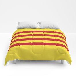 Catalunya: Catalan Flag Comforters