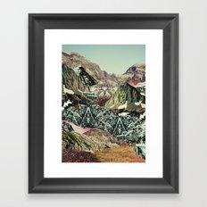 Whole New World Framed Art Print