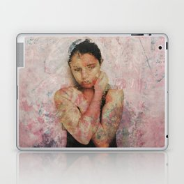 My heart draws a dream Laptop & iPad Skin