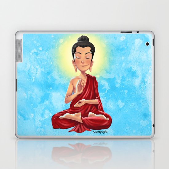 Buddha Laptop & iPad Skin