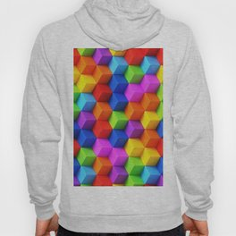 Riot of colors Hoody