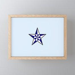 Stars 22 Framed Mini Art Print