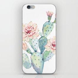 The Prettiest Cactus iPhone Skin