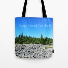 Olympic National Park landscape photography.  Tote Bag