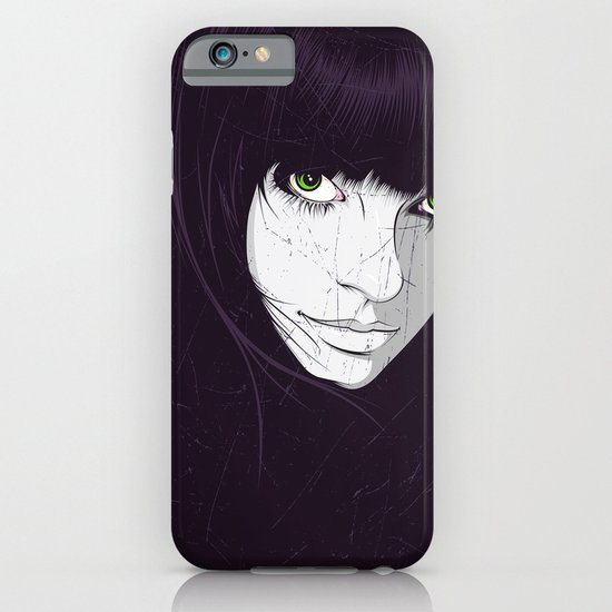 Green Eyes iPhone & iPod Case