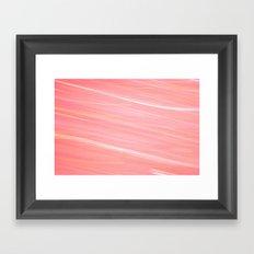 Flakes 3095 Framed Art Print