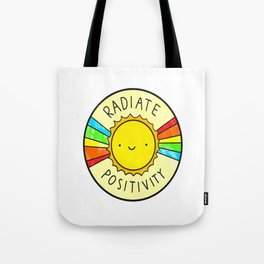positivity Tote Bag