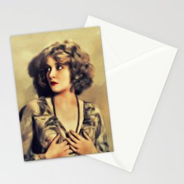 Mary Nolan, Vintage Actress Stationery Cards