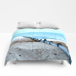 Outlook over the North Sea Comforters