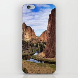 Smith Rock iPhone Skin