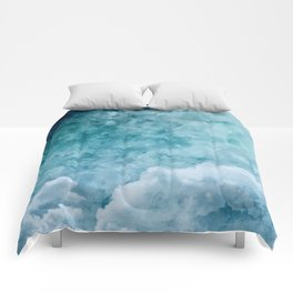 Over The Clouds Comforters