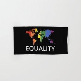 Equality Hand & Bath Towel