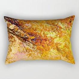 Autumn in paradise Rectangular Pillow