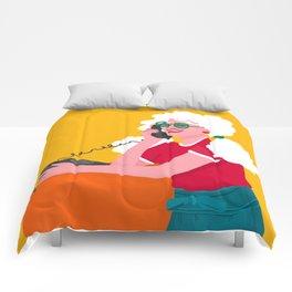 Calling the 80s Comforters