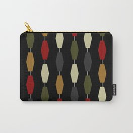 Colima - Black Carry-All Pouch