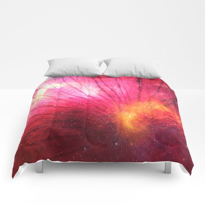 Oh! Red. Comforters