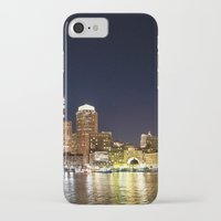 boston iPhone & iPod Cases featuring Boston by Bust it Away Photography