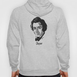 Frederic Chopin composer Hoody