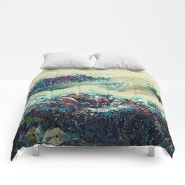 Dream landscape Comforters