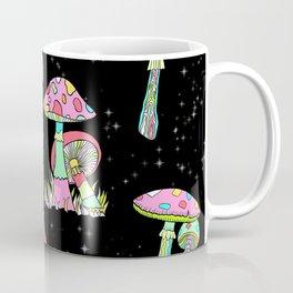 Mushroom Sparkle Land Coffee Mug