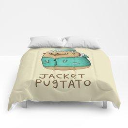 Jacket Pugtato Comforters