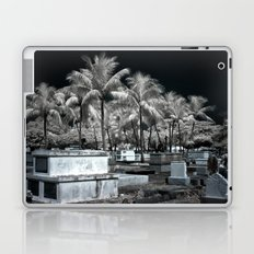 Key West Cemetery Laptop & iPad Skin