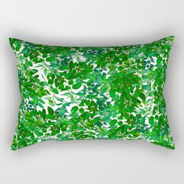 Simple as nature Rectangular Pillow
