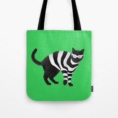 Cat Burglar, Master of Thieves Tote Bag