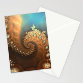 Celestial Staircase Stationery Cards
